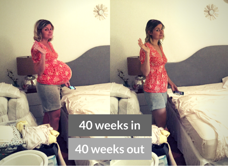 40 weeks in 40 weeks out